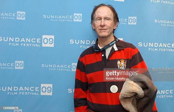 Musician Robby Krieger of The Doors attends the premiere of 'When You're Strange' during the 2009 Sundance Film Festival at Temple Theatre on January...