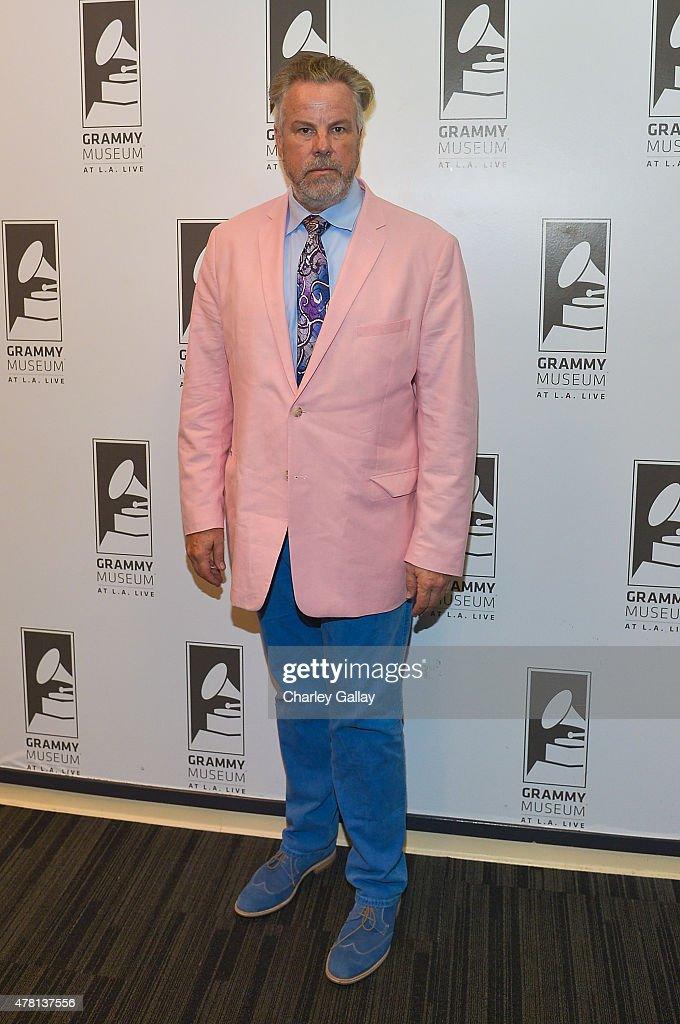 Musician Robert Earl Keen attends An Evening With Robert Earl Keen at The GRAMMY Museum on June 22, 2015 in Los Angeles, California.