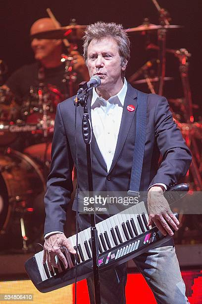 Musician Robert Lamm of Chicago performs in concert at ACL Live on May 27 2016 in Austin Texas