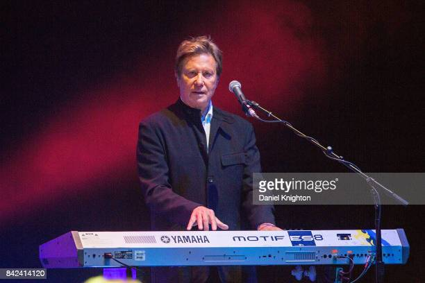 Musician Robert Lamm of Chicago performs on stage at San Diego Civic Theatre on September 3 2017 in San Diego California