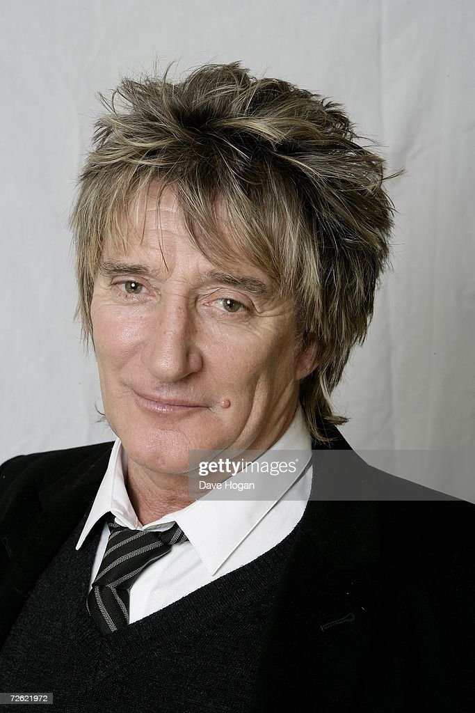 Musician Rod Stewart poses for a portrait at Langham Hotel on October 31, 2006 in London, England. Rod's new album ' Still the same...Great Rock Classics of our Time' is out now.