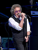 Musician Roger Daltrey performs at the 11th Annual Musicares Map Fund Benefit concert at Best Buy Theater on May 28 2015 in New York City