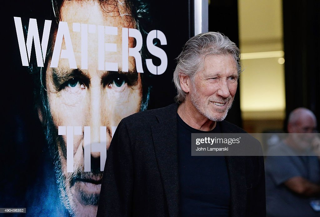 """""""Roger Waters The Wall"""" New York Premiere"""