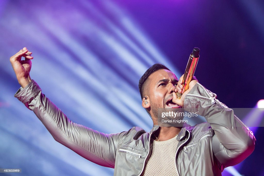 "Romeo Santos In Concert - ""The Formula Volume 2 Tour"" - San Diego, CA"