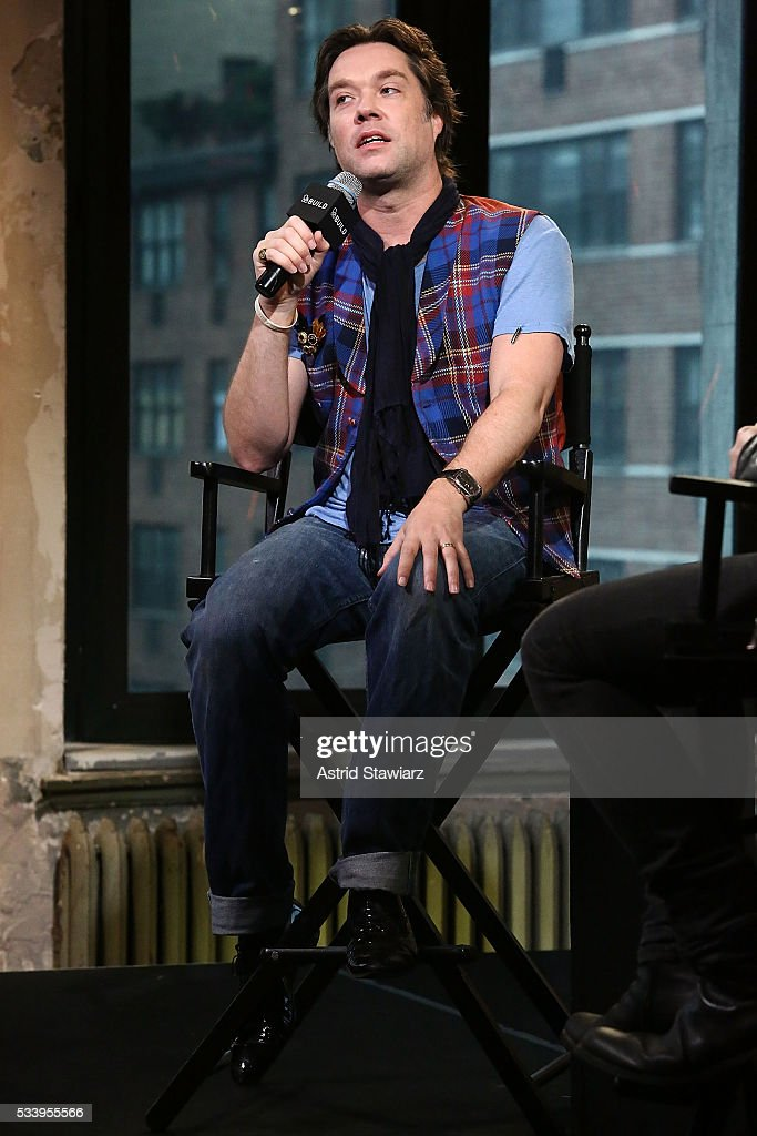 Musician <a gi-track='captionPersonalityLinkClicked' href=/galleries/search?phrase=Rufus+Wainwright&family=editorial&specificpeople=206122 ng-click='$event.stopPropagation()'>Rufus Wainwright</a> attends AOL Build Presents: <a gi-track='captionPersonalityLinkClicked' href=/galleries/search?phrase=Rufus+Wainwright&family=editorial&specificpeople=206122 ng-click='$event.stopPropagation()'>Rufus Wainwright</a> Discussing The 10th Anniversary Of 'Rufus Does Judy At Carnegie Hall' at AOL Studios In New York on May 24, 2016 in New York City.