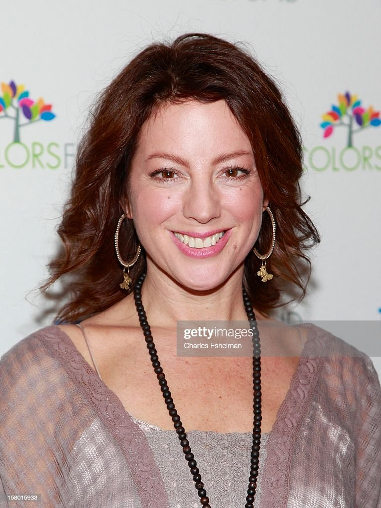 Musician Sarah McLachlan arrives at The Beacon Theatre on December 8, 2012 in New York City.