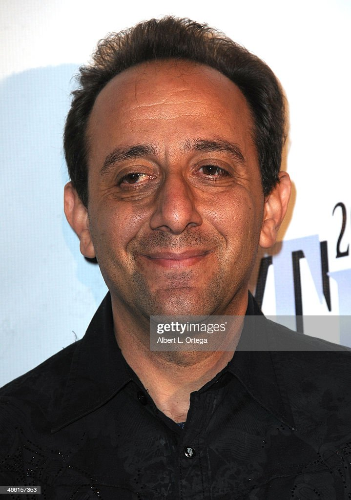 Musician Sasan Soury arrives for Pre-Grammy Celebration Party For Trevor Guthrie held at Acabar on January 25, 2014 in Los Angeles, California.