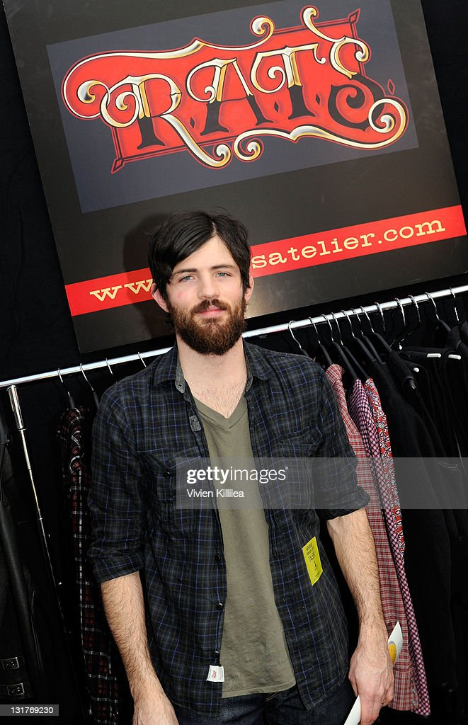 Musician Scott Avett of the Avett Brothers attends the GRAMMY Gift Lounge during The 53rd Annual GRAMMY Award at Staples Center on February 12, 2011 in Los Angeles, California.