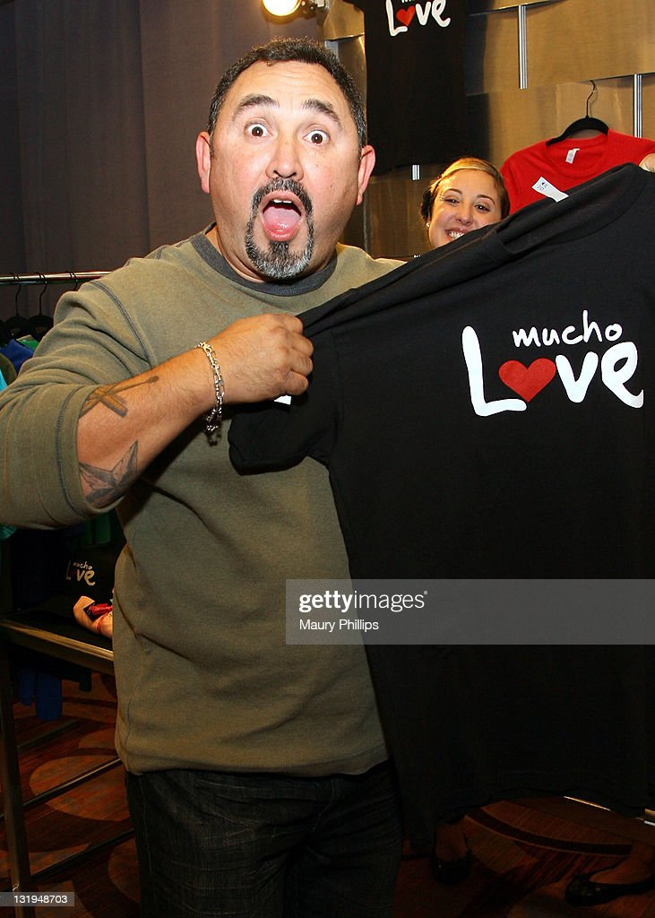Musician Sergio Serna of the group Intocable attends the 12th Annual Latin GRAMMY Awards Gift Lounge Day 1 held at the Mandalay Bay Events Center on November 8, 2011 in Las Vegas, Nevada.