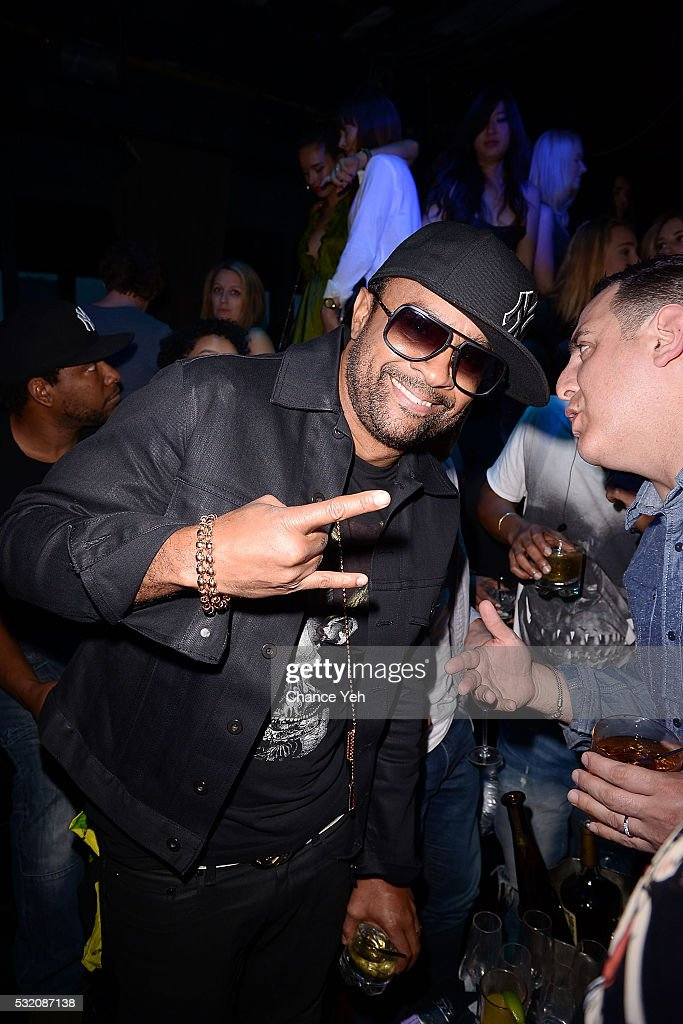 Musician Shaggy attends Matthew Assante's Birthday Celebration during Sunset Saturdays at PHD in the Dream Downtown on May 14 2016 in New York City