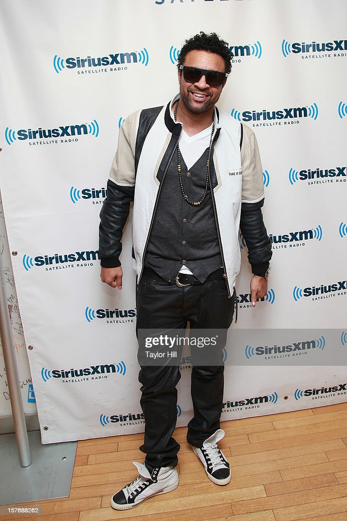 Musician <a gi-track='captionPersonalityLinkClicked' href=/galleries/search?phrase=Shaggy+-+Singer&family=editorial&specificpeople=210859 ng-click='$event.stopPropagation()'>Shaggy</a> visits the SiriusXM Studios on December 5, 2012 in New York City.