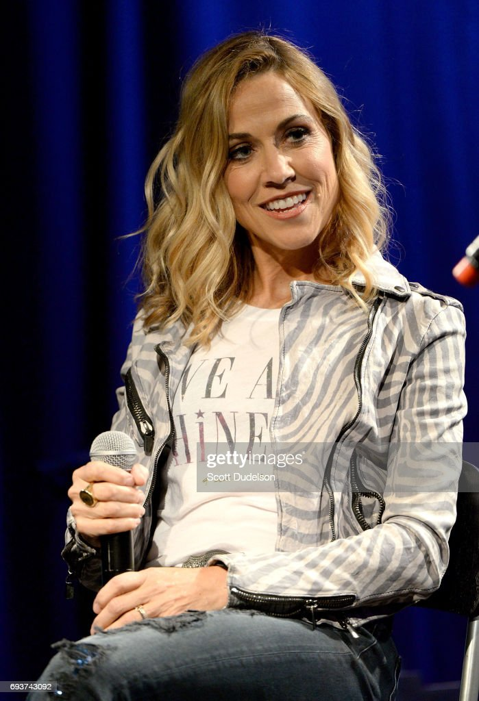 Musician Sheryl Crow appears onstage at The GRAMMY Museum on June 7, 2017 in Los Angeles, California.