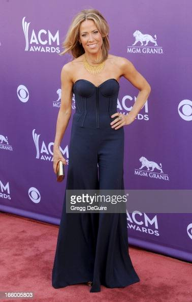 Musician Sheryl Crow arrives at the 48th Annual Academy Of Country Music Awards at MGM Grand Garden Arena on April 7 2013 in Las Vegas Nevada