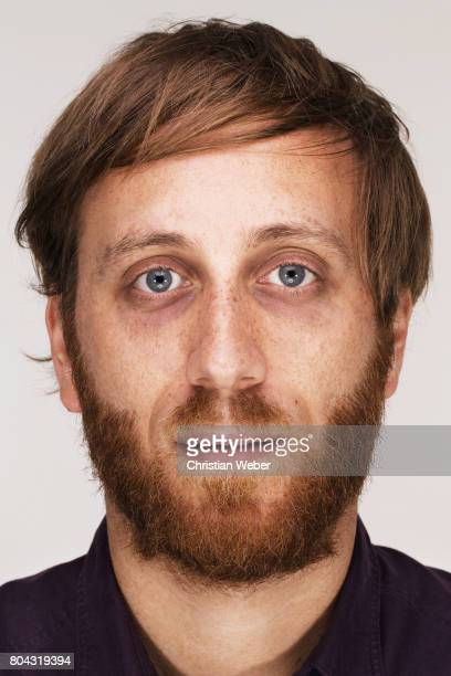 Musician singer Dan Auerbach of the Black Keys photographed for Time Magazine NY on December 2 in New York City