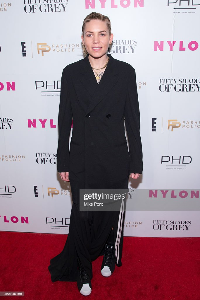 """Nylon and Fashion Police's """"Fifty Shades Of Grey"""" Release Party"""
