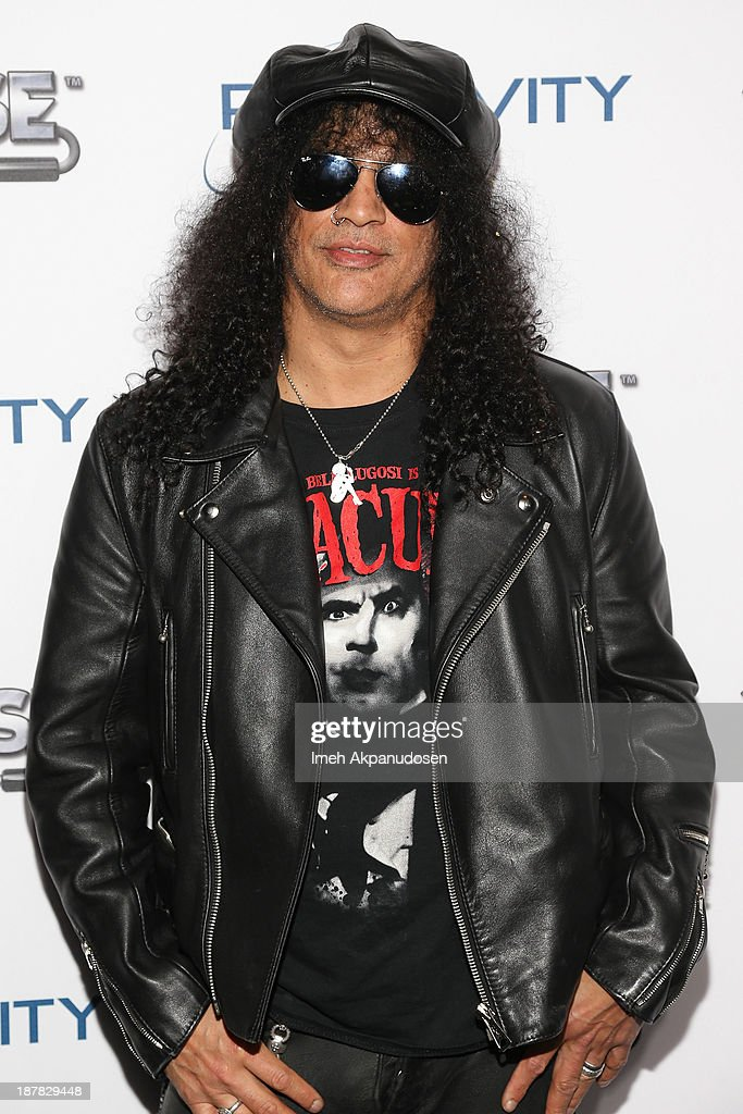 Rock Legends video game launch event at House of Blues Sunset Strip on November 12, 2013 in West Hollywood, California.