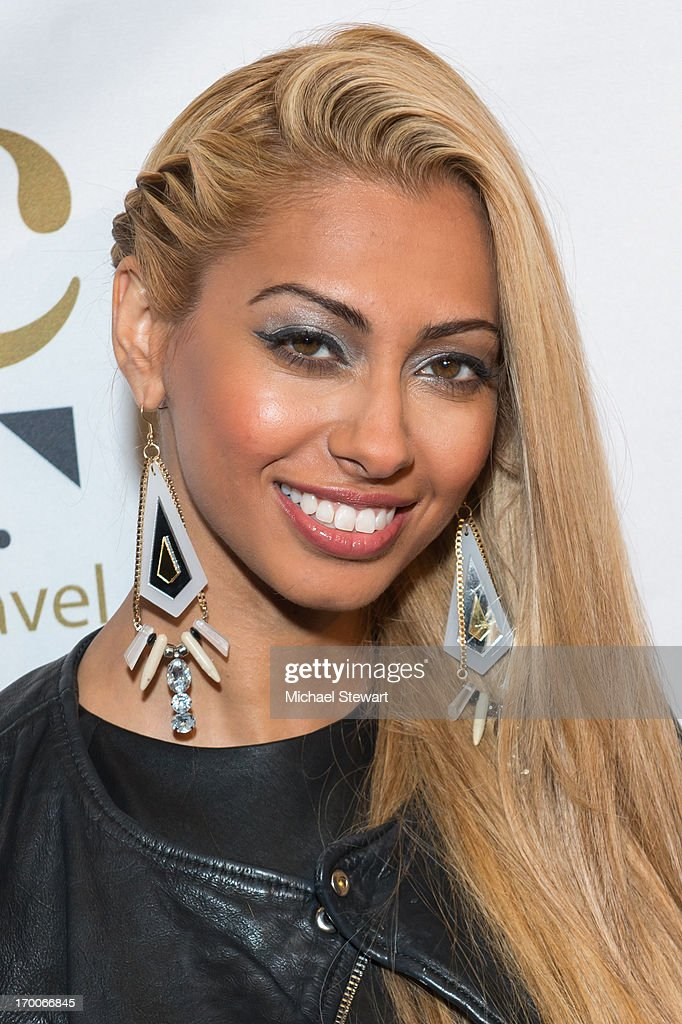 Musician Sonna Rele attends Annual Ubuntu Education Fund NY Gala at Gotham Hall on June 6, 2013 in New York City.