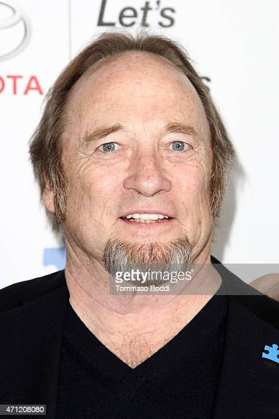Musician Stephen Stills attends the 3rd Light Up The Blues Concert to benefit Autism Speaks held at the Pantages Theatre on April 25 2015 in...