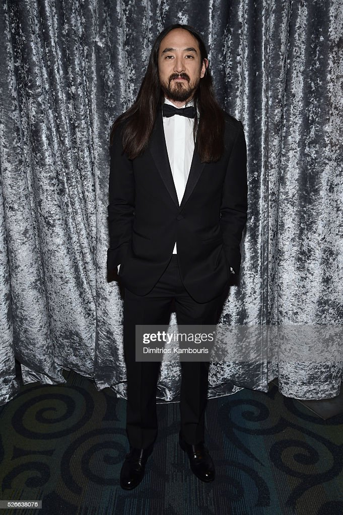 Musician <a gi-track='captionPersonalityLinkClicked' href=/galleries/search?phrase=Steve+Aoki&family=editorial&specificpeople=732001 ng-click='$event.stopPropagation()'>Steve Aoki</a> attends the Yahoo News/ABC News White House Correspondents' Dinner Pre-Party at Washington Hilton on April 30, 2016 in Washington, DC.