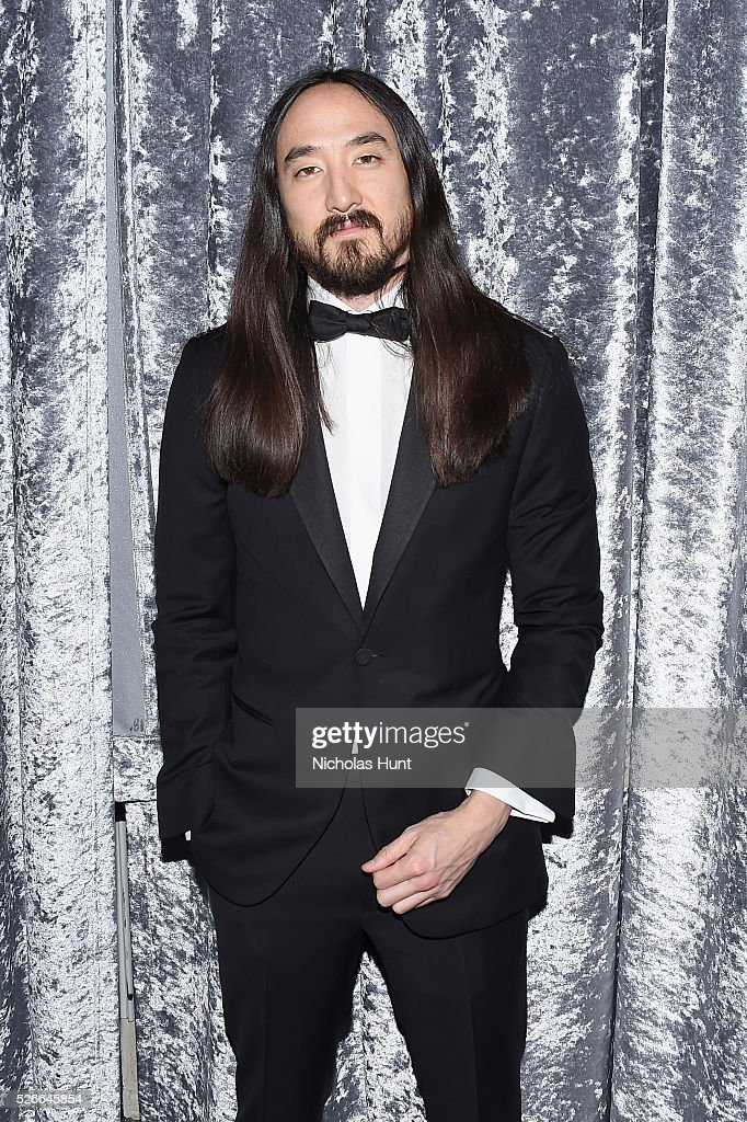 Musician Steve Aoki attends the Yahoo News/ABC News White House Correspondents' Dinner Pre-Party at Washington Hilton on April 30, 2016 in Washington, DC.