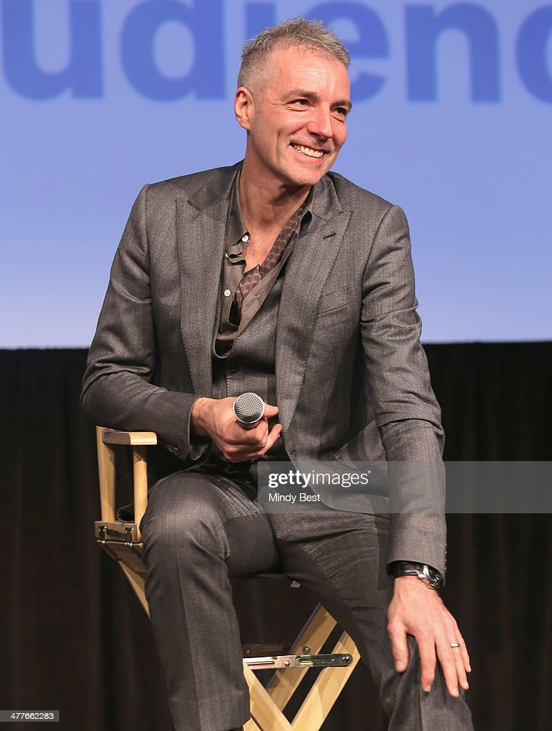 Musician Steve Mackey speaks onstage at the 'PULP' premiere during the 2014 SXSW Music, Film + Interactive Festival at Austin Convention Center on March 9, 2014 in Austin, Texas.