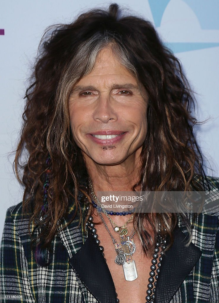 Musician Steven Tyler attends Opening Night at The Hollywood Bowl 2013 at The Hollywood Bowl on June 22, 2013 in Los Angeles, California.