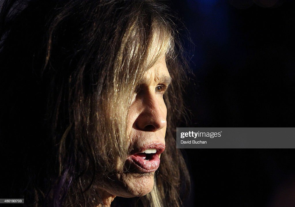 Musician Steven Tyler attends the Sunset Marquis Hotel 50th Anniversary Birthday Bash at Sunset Marquis Hotel & Villas on November 16, 2013 in West Hollywood, California.