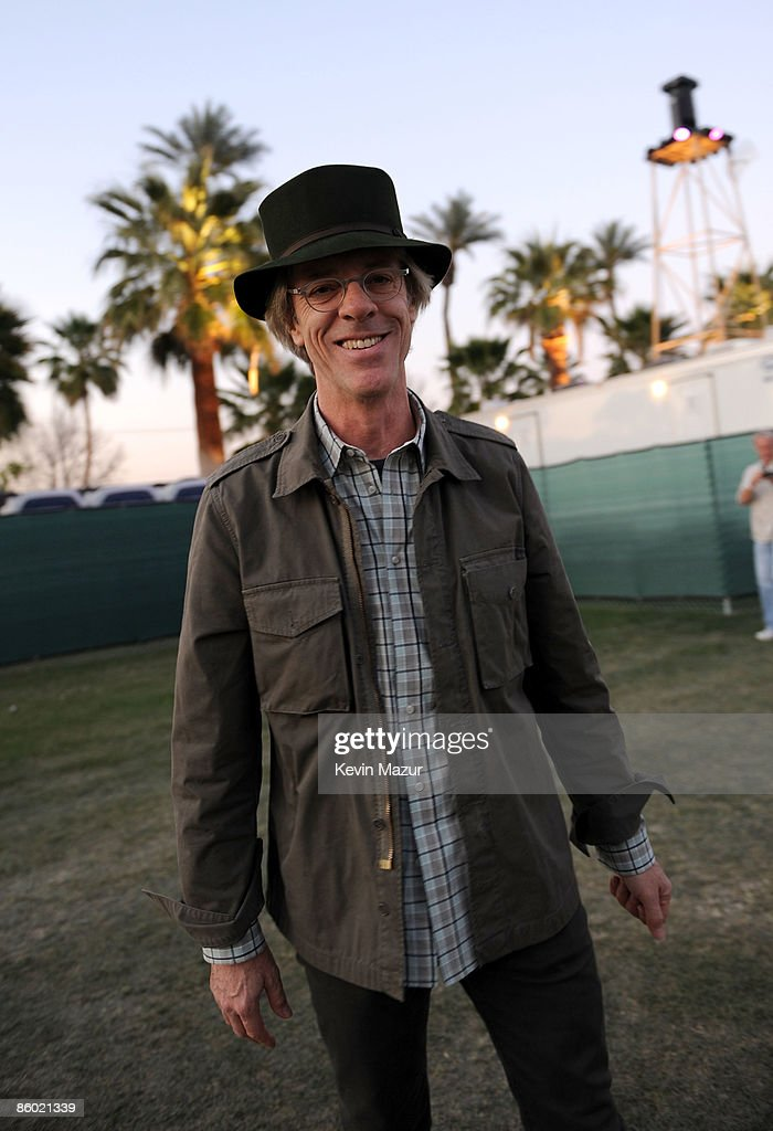 Musician Stewart Copeland performs during day 1 of the Coachella Valley Music & Arts Festival 2009 at the the Empire Polo Club on April 17, 2009 in Indio, California.