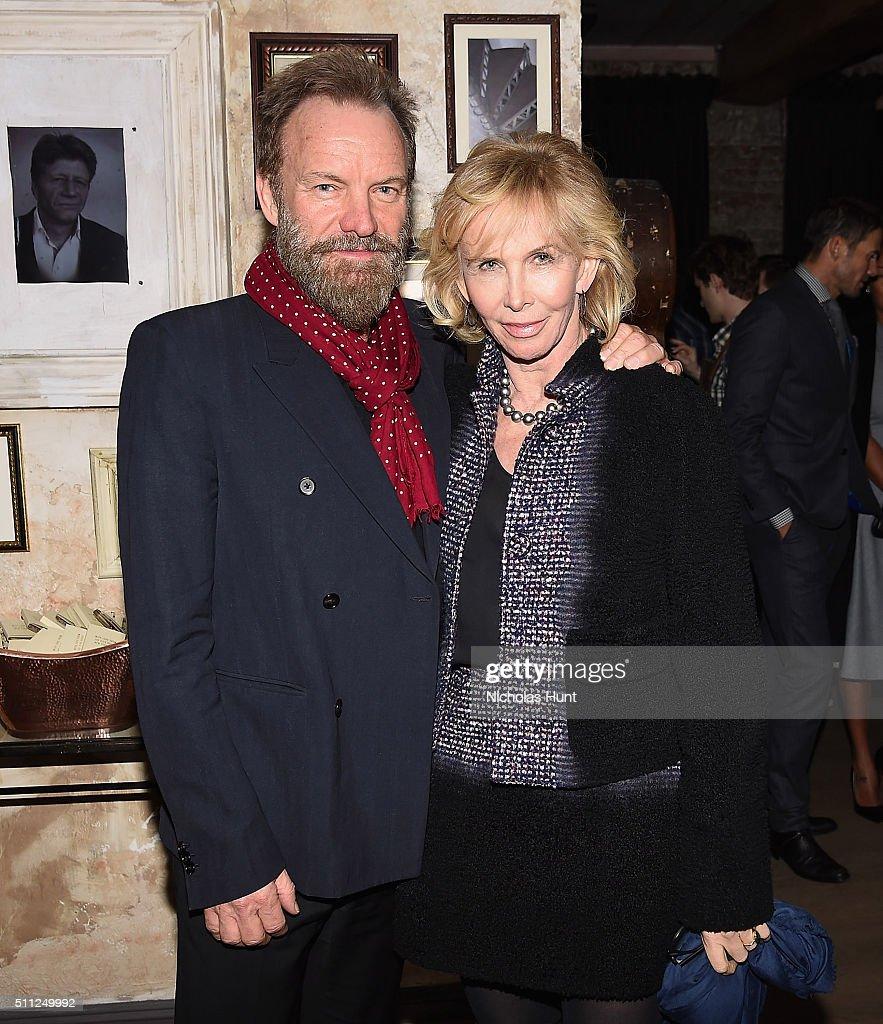 Harvey Weinstein Hosts A Celebration For Forest Whitaker In Eugene O'Neill's Hughie