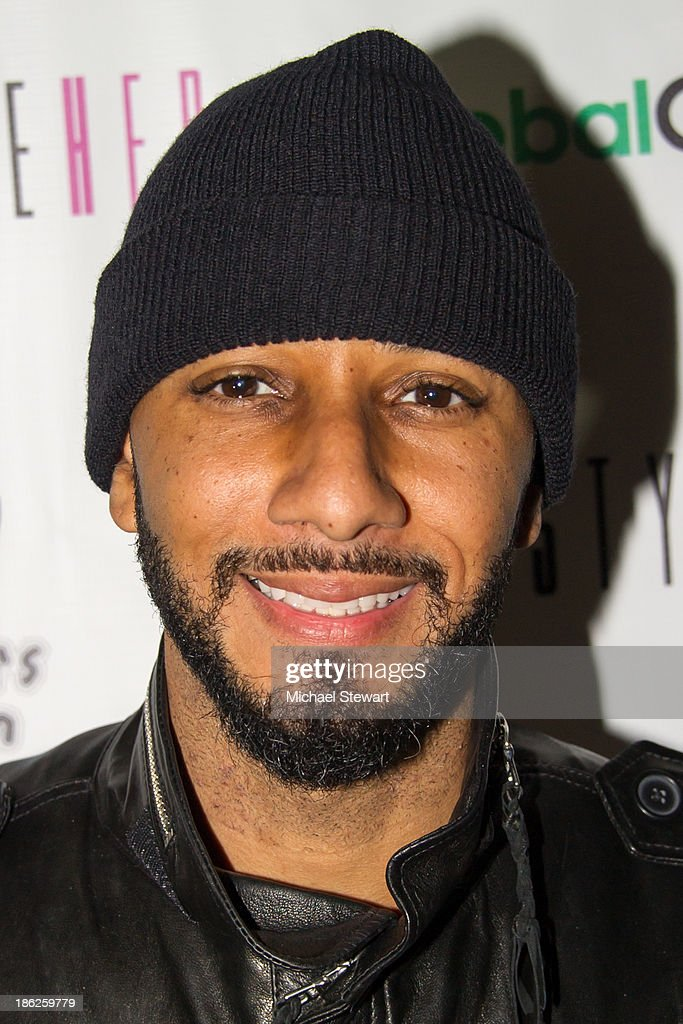 Musician <a gi-track='captionPersonalityLinkClicked' href=/galleries/search?phrase=Swizz+Beatz&family=editorial&specificpeople=567154 ng-click='$event.stopPropagation()'>Swizz Beatz</a> attends Flipeez Presents Kasseem's Dream Halloween Party at BKLYN BEAST on October 29, 2013 in Brooklyn, New York.