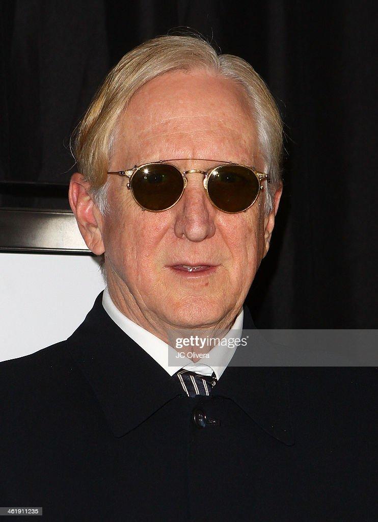 Musician T Bone Burnett attends The 39th Annual Los Angeles Film Critics Association Awards at InterContinental Hotel on January 11 2014 in Century...