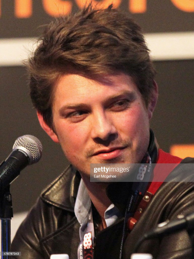 Musician Taylor Hanson speaks onstage at 'When to Tune Out the Trainwreck' during the 2014 SXSW Music, Film + Interactive Festival at Austin Convention Center on March 14, 2014 in Austin, Texas.