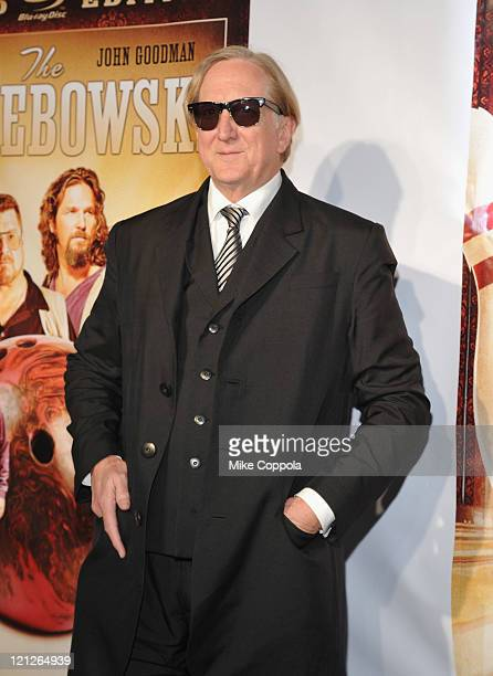 Musician TBone Burnett attends 'The Big Lebowski' Bluray release at the Hammerstein Ballroom on August 16 2011 in New York City