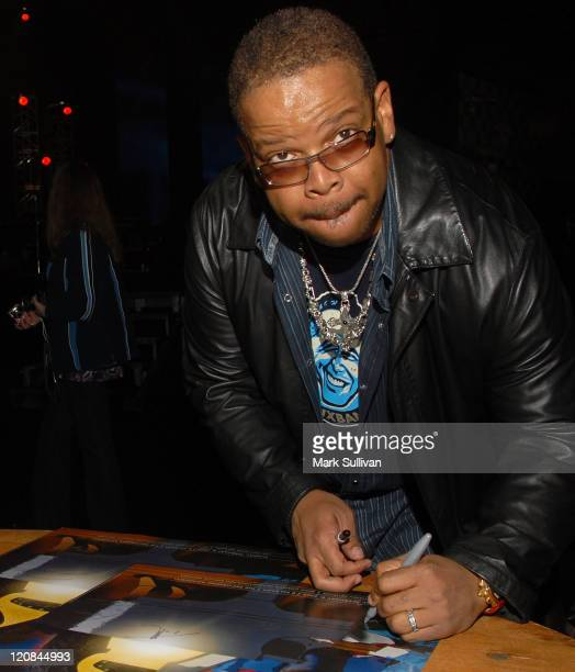 Musician Terence Blanchard attends 51st Annual GRAMMY Awards MusiCares Signings Day 1 at the Staples Center on February 5 Los Angeles CA