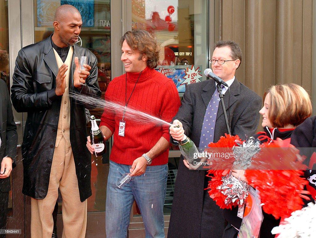 Virgin Megastore New Store Opening in Salt Lake City s and