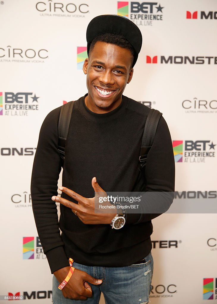 Musician Tim Bowman, Jr. attends the BETX gifting suite during the 2016 BET Experience on June 26, 2016 in Los Angeles, California.