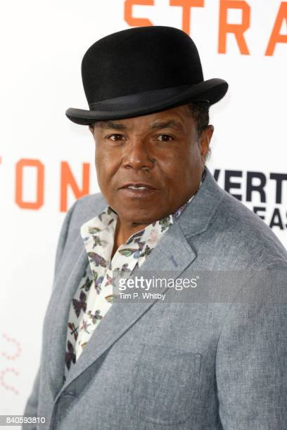 Musician Tito Jackson attends the 'Stratton' UK premiere at the Vue West End on August 29 2017 in London England