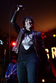 Musician Tom Higgenson of the Plain White T's performs onstage at Citi presents Plain White T's at The Grove's 2016 Summer Concert Series at on July...