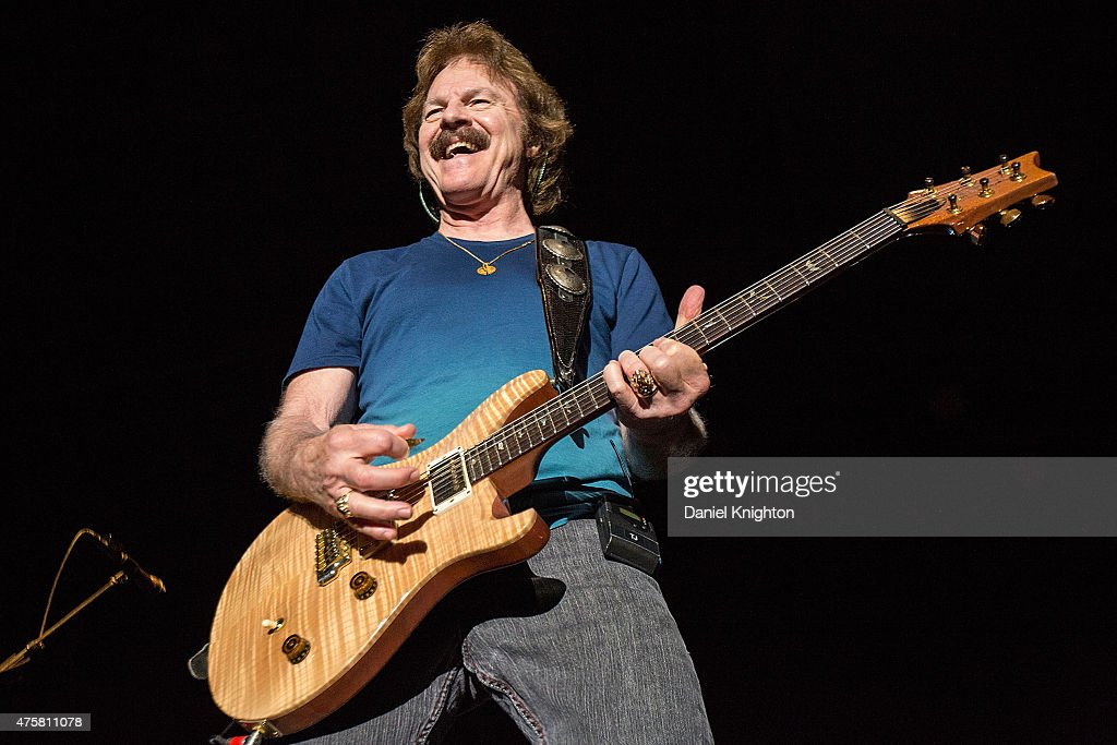 The Doobie Brothers Perform At Humphrey's Concerts By The Bay