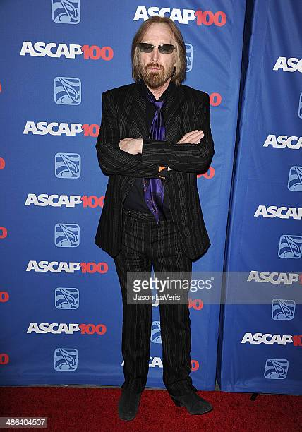 Musician Tom Petty attends the 31st annual ASCAP Pop Music Awards at The Ray Dolby Ballroom at Hollywood Highland Center on April 23 2014 in...
