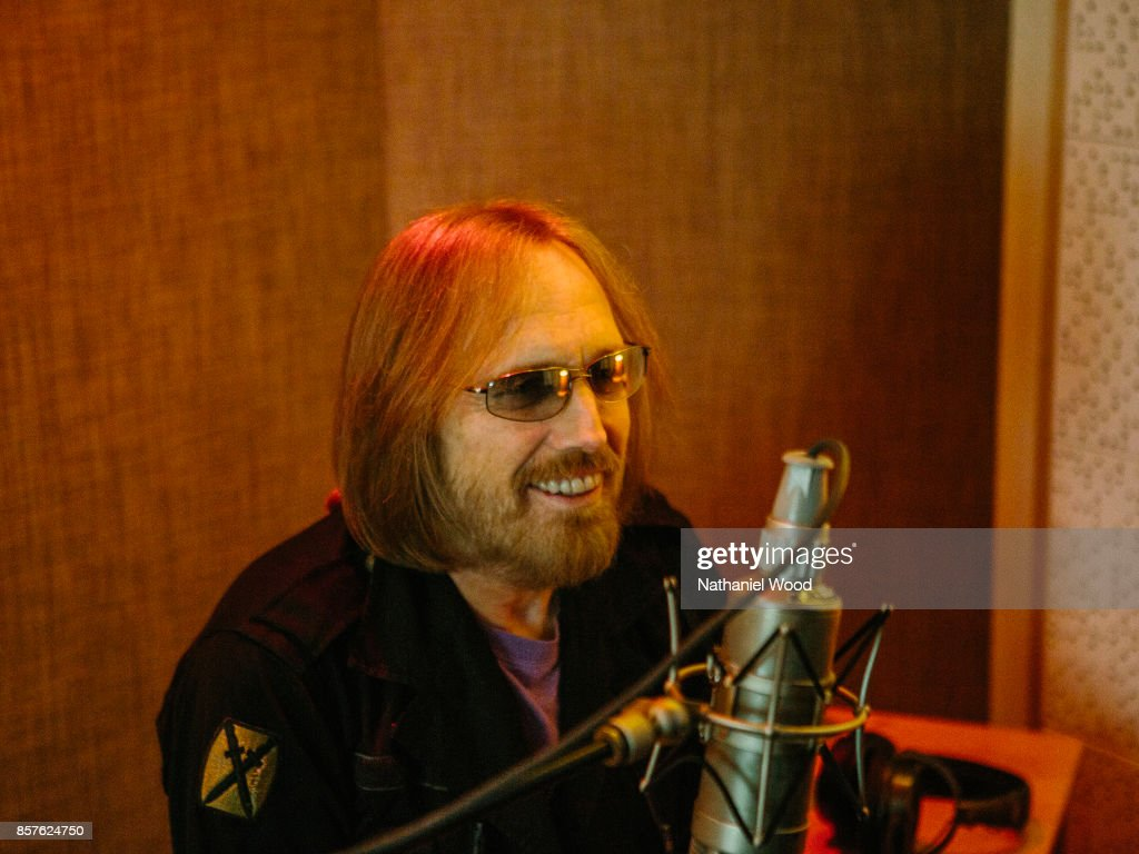 Musician Tom Petty is photographed for Rolling Stone Magazine on March 10, 2014 in Malibu, California.