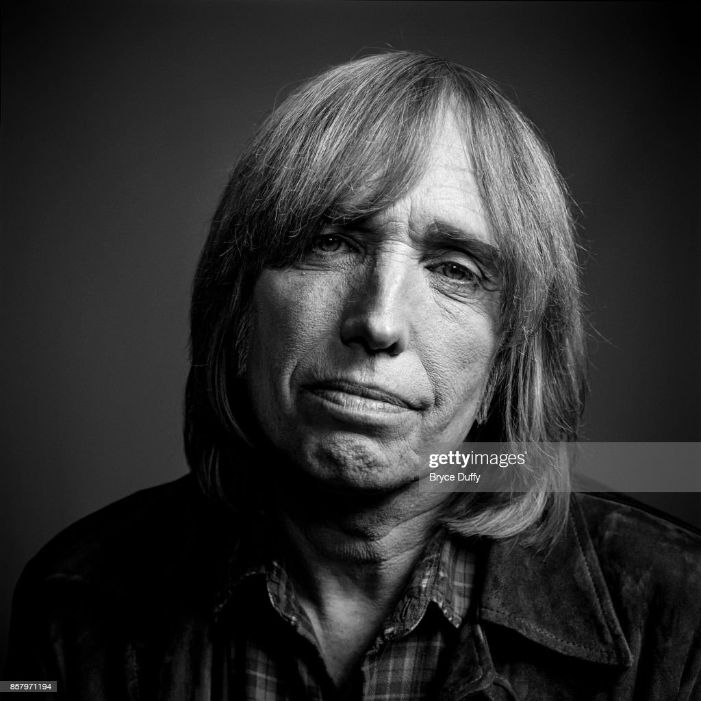 Musician Tom Petty photographed for Rolling Stone Magazine on June 5, 2006, in Los Angeles, California.