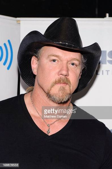 Musician Trace Adkins attends 'SirusXM Sounds Of Summer' Series at Hard Rock Cafe New York on May 15 2013 in New York City