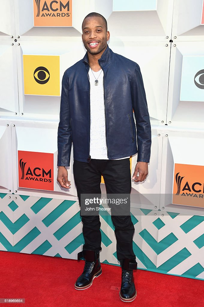 Musician Trombone Shorty attends the 51st Academy of Country Music Awards at MGM Grand Garden Arena on April 3, 2016 in Las Vegas, Nevada.