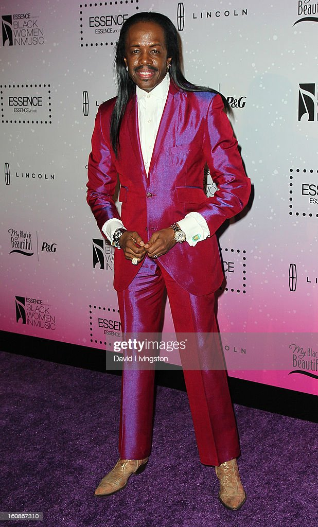 Musician Verdine White attends the 4th Annual ESSENCE Black Women In Music honoring Lianne La Havas and Solange Knowles at Greystone Manor Supperclub on February 6, 2013 in West Hollywood, California.