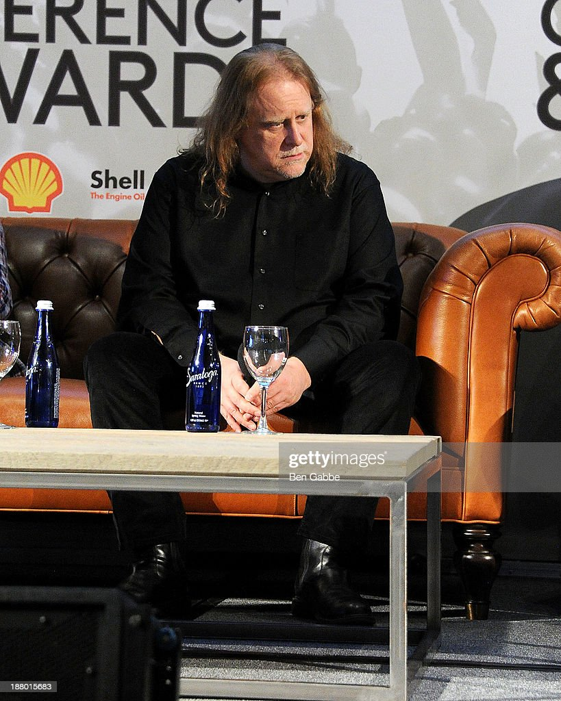 Musician <a gi-track='captionPersonalityLinkClicked' href=/galleries/search?phrase=Warren+Haynes&family=editorial&specificpeople=220730 ng-click='$event.stopPropagation()'>Warren Haynes</a> attends the 10th Anniversary Billboard Touring Conference & Awards at the Roosevelt Hotel on November 14, 2013 in New York City.