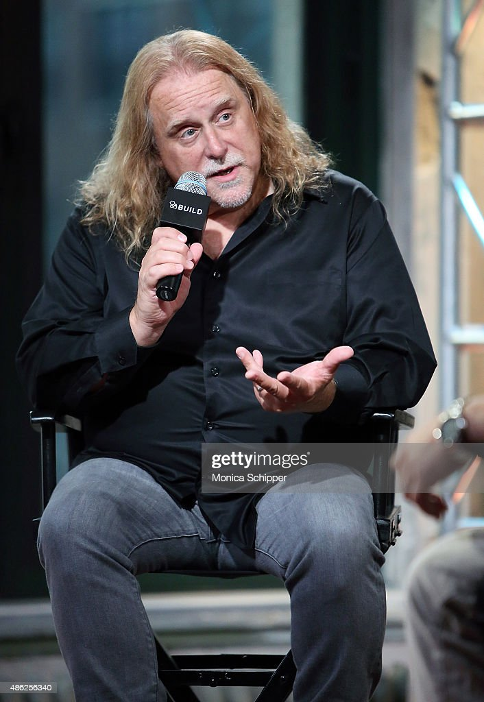 Musician Warren Haynes speaks at AOL BUILD Speaker Series: Warren Haynes Discusses His New Album 'Ashes And Dust' at AOL Studios In New York on September 2, 2015 in New York City.