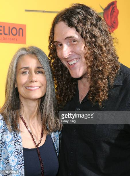 Weird al wife stock photos and pictures getty images musician weird al yankovic and wife suzanne krajewski attend premiere of pantelion films how ccuart Images