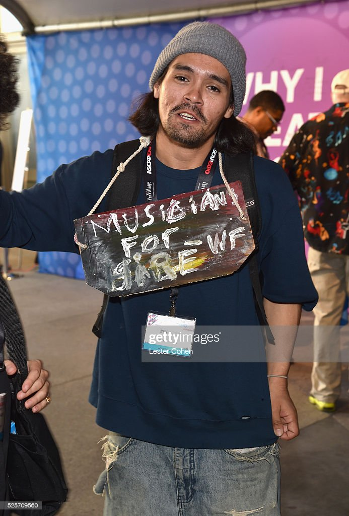 Musician Wise Fools attends the 2016 ASCAP 'I Create Music' EXPO on April 28, 2016 in Los Angeles, California.