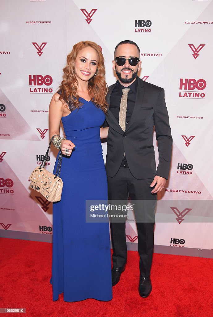 HBO Latino Red Carpet Yandel Event